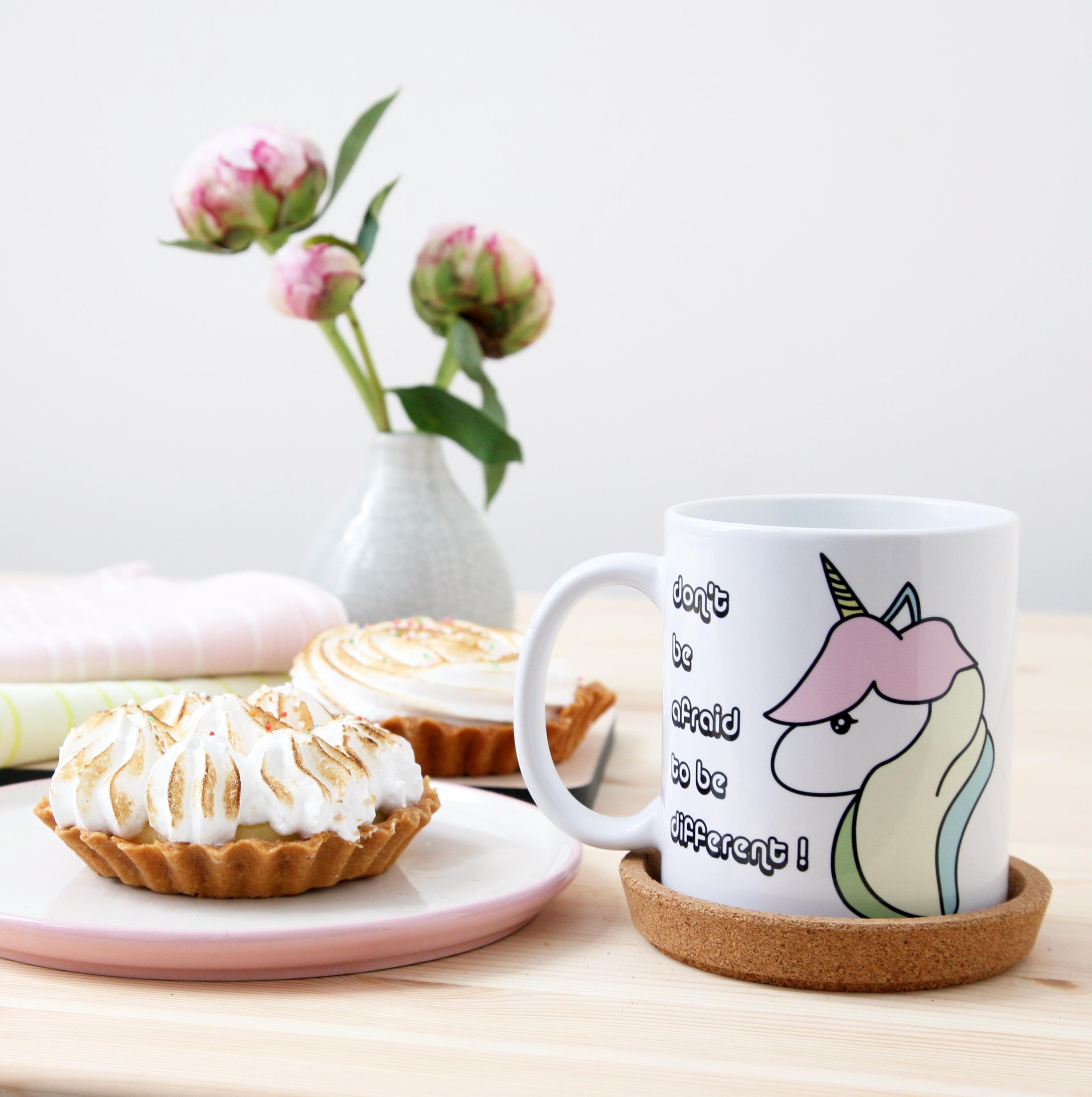 """mug """"don't be afraid..."""""""